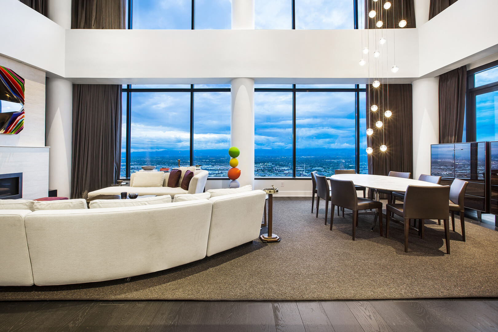 Denver's Grand Penthouse