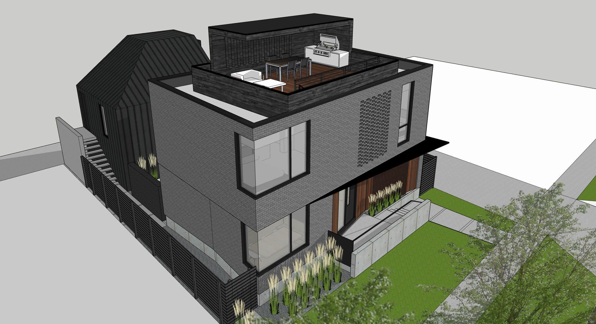 Planned Home  x   Davis Urban